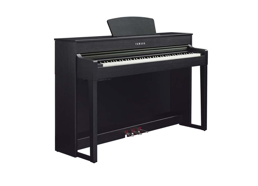 yamaha clp 535b 535pe walters music centre toronto 39 s mississauga 39 s top guitar piano. Black Bedroom Furniture Sets. Home Design Ideas