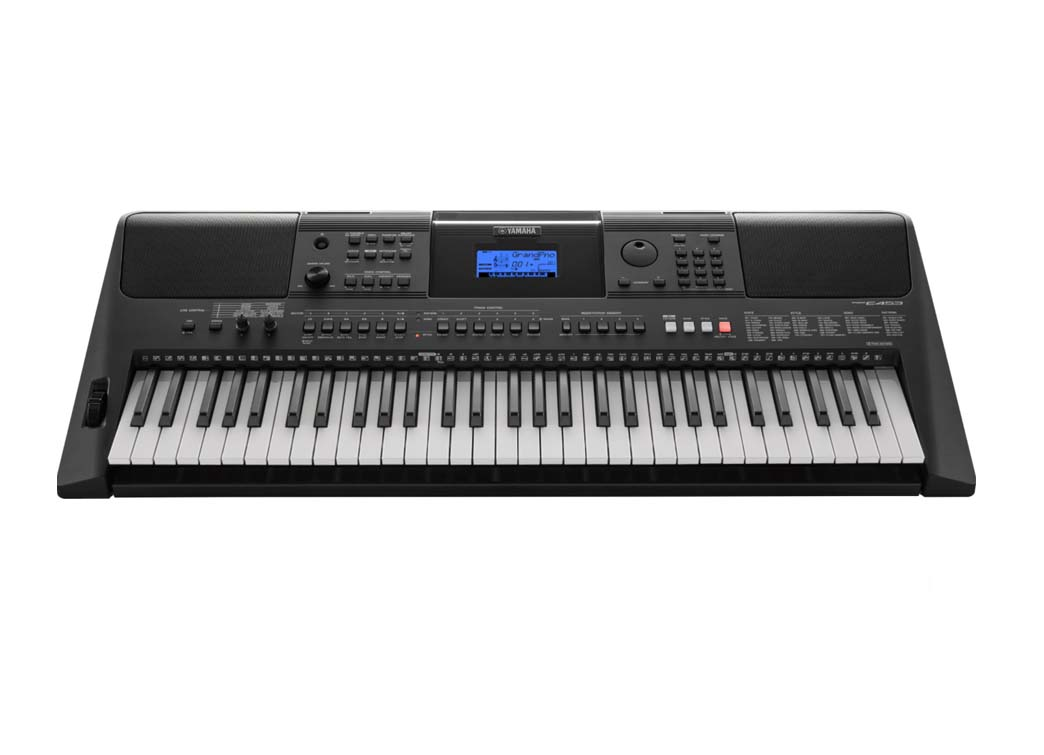 Yamaha psr e453 walters music centre toronto 39 s for Yamaha keyboard store