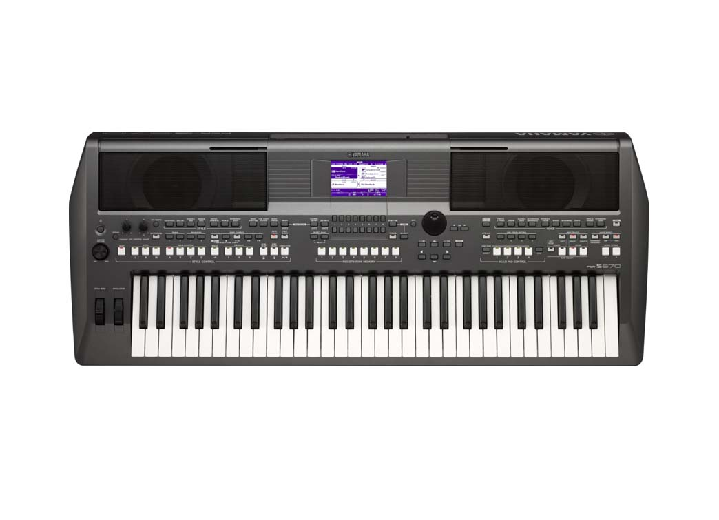 Yamaha psr e670 walters music centre toronto 39 s for Yamaha keyboard store
